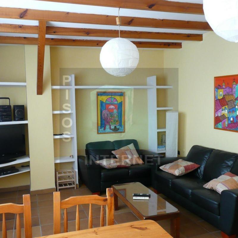 Alquiler en Ruzafa con muebles