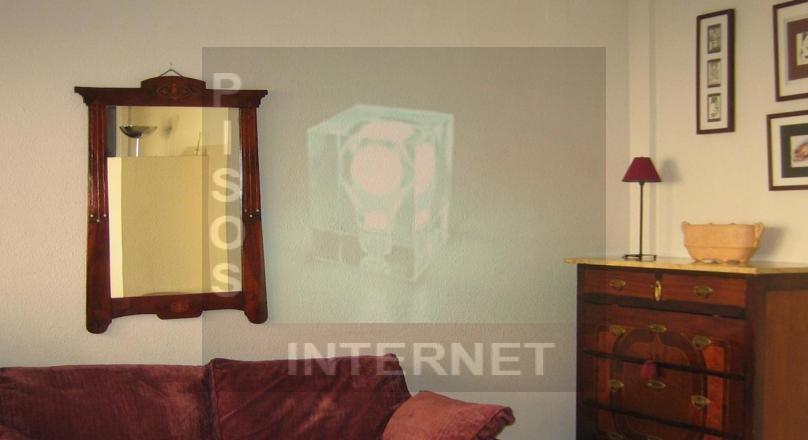 Alquiler de Apartamento con muebles