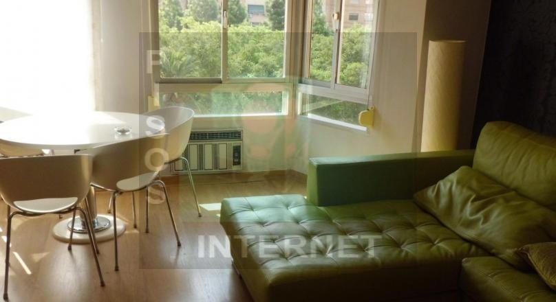 Alquiler de piso amueblado en Ruzafa