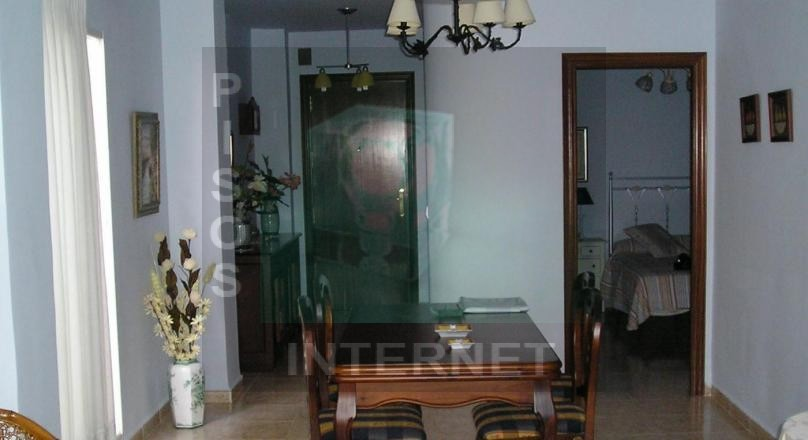 Alquiler de piso con muebles