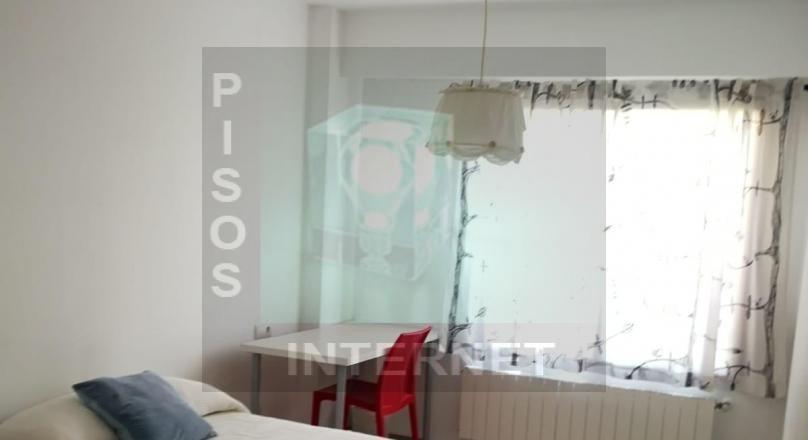 Alquiler de piso con muebles en Rascaña